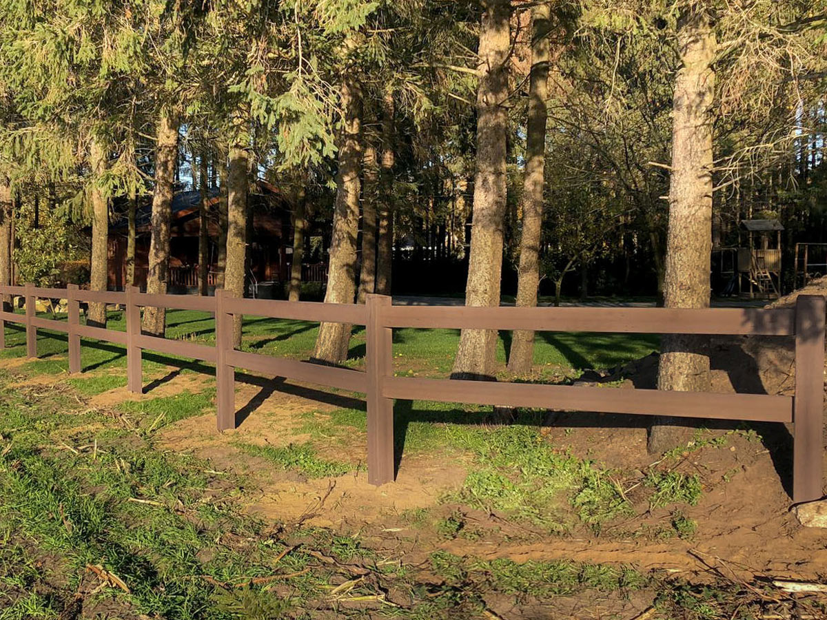 Artwood Reitzaun
