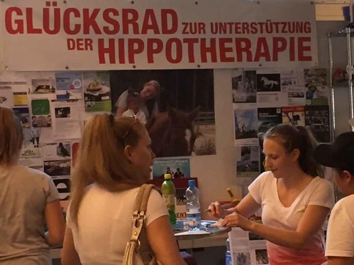 Hippotherapie Reiterbund Wels