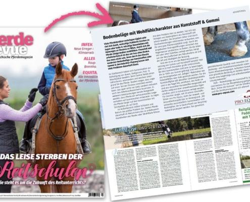 Advertorial Pferderevue
